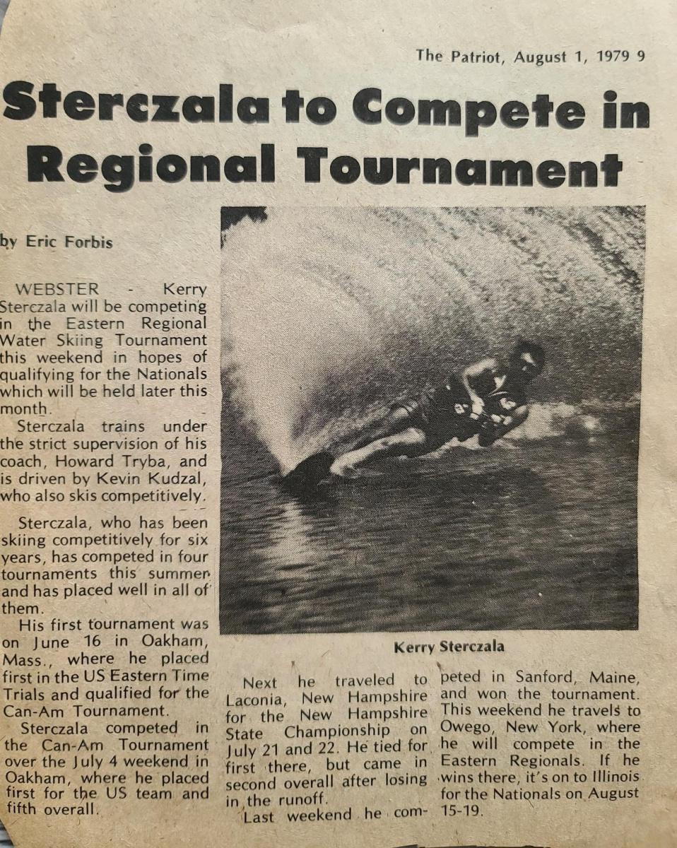 Kerry Sterczala