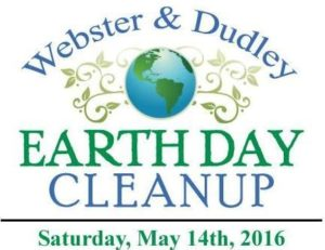 Earth Day Cleanup – May 14th!