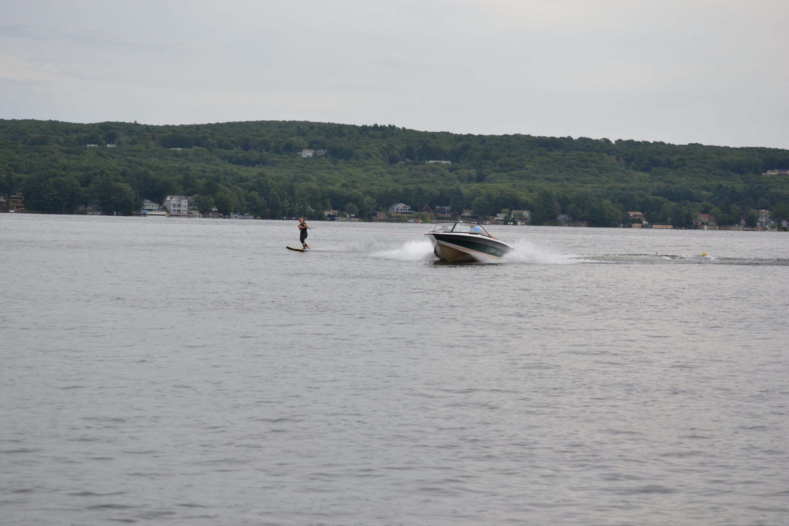 2018 Water Ski Show Nipmuc Ski Club, Webster, MA