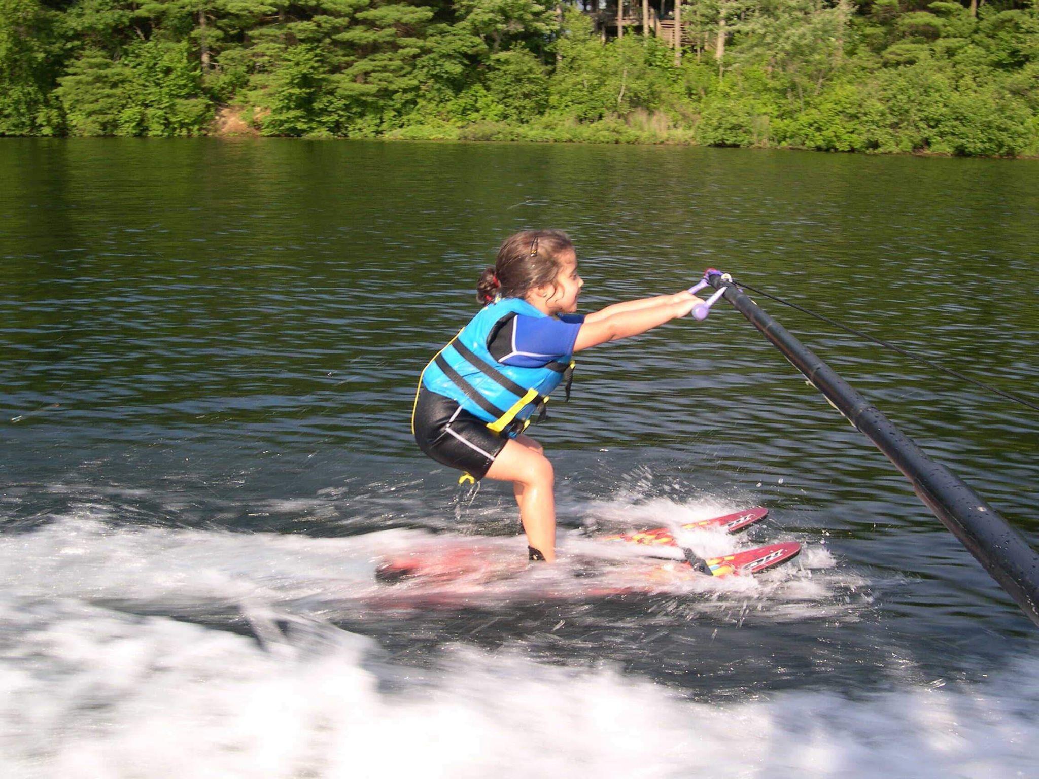 Learn to Ski Nipmuc Water Ski Club Webster, MA