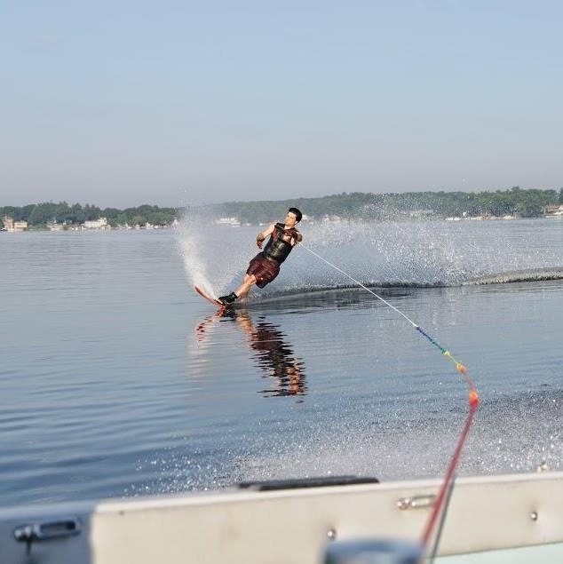 Slalom Water Ski Nipmuc Water Ski Club Webster, MA