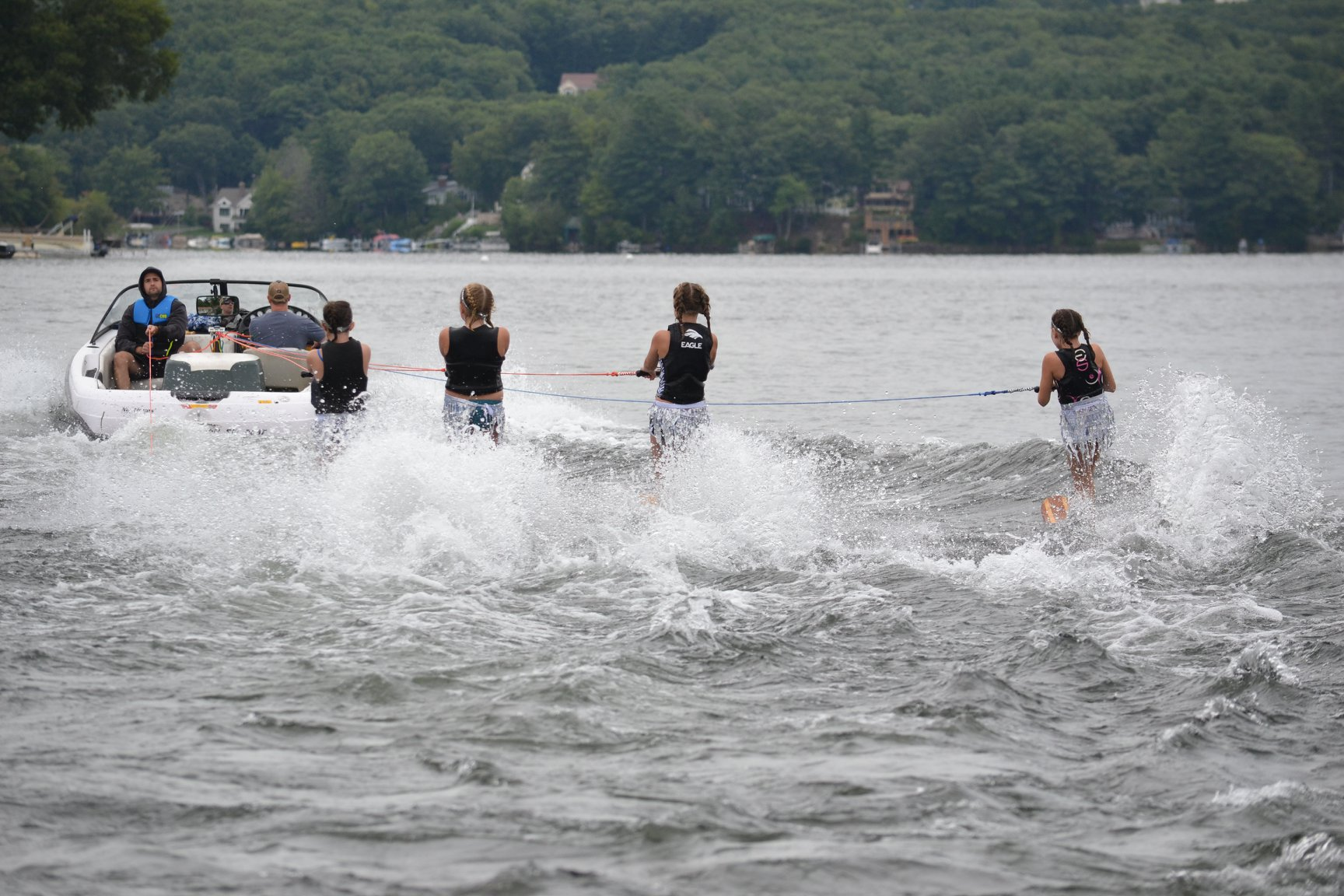 Learn to Ballet Water Ski Webster, MA