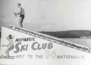 1964 Water Ski Nationals Webster Lake Webster, MA