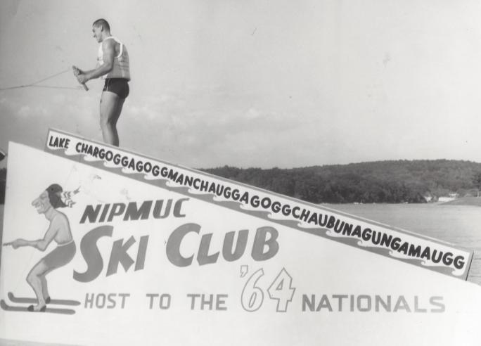 1964 Water Ski Nationals Webster Lake Webster, MA